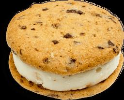 Sándwich de helado de snickers