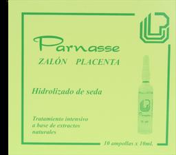 Ampolletas Placenta X 10 Unida