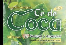 Te De Coca 50 Bolsas (Te De Coca)
