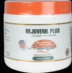 Rejuvenil Plus - Colageno Con Sabor A Naranja 200Gr