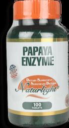Papaya Enzymes 500Mg X 100 Tab