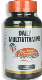 Daily Multivitamins 100Ea Unid
