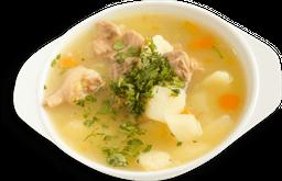 Sopa menudencias mediana