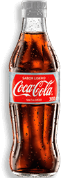 Coca Cola Light 300 ML