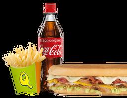 Combo Sándwich de Pavo