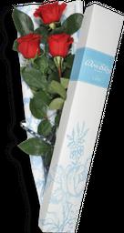 Caja De Tres Rosas