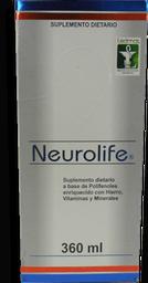 Neurolife Sln,Oral Vit,Minerales X360Ml