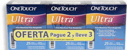 Of,Tiras Onetouch Ultra X25 Pag,2,Lle,3