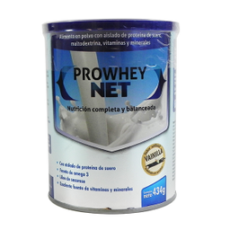 Prowhey Net Nutric,Balan,Vaini,X434Gr
