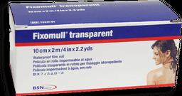 Fixomull Transp,2Mts X10Cm