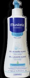 Gel D/Baño Mustela Cabello/Cuerpo X500Ml