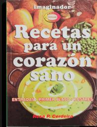 Libro Recetas Para Un Corazon Sano