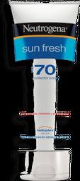 Protec,Sol,Neutrogena Sun F,Fps70 X200Ml