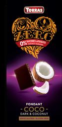 Choco,Torras Zero Negro/Coco X125Gr