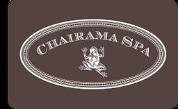 Bono Chairama Spa $ 50.000
