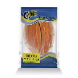 Trucha Mariposa X 1000G - Peso Variable