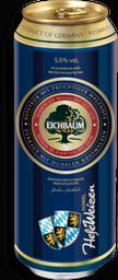 Cerveza Alemana De Trigo Oscura 52% 500Ml Lata