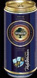 Cerveza Alemana De Trigo Oscura 52% 950 Ml Lata