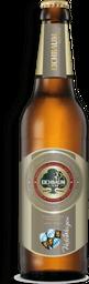 Cerveza Alemana De Trigo Dorada 52% 500 Ml Bot.