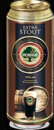 Cerveza Alemana Extra Stout Negra 75 % 500 Ml Lata