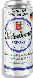Cerveza Alemana Export 55% 500 Ml Lata