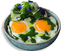Cacerola de Huevos