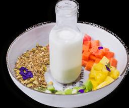 Parfait Yogurt de Coco