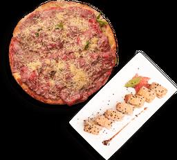 Combo Pizza & Sushi Kamikaze