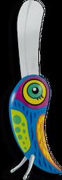 Cuchillo Pájaro Azul