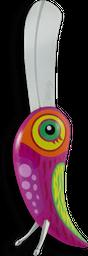 Cuchillo Pájaro Rosado