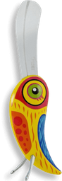 Cuchillo Pájaro Amarillo