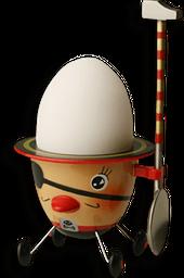 Copa Para Huevos Pirate