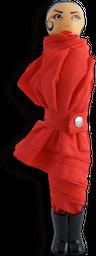 Sombrilla Rain Parade Red