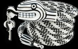 Seguro Bici Ketzabelo Blanco/Negro
