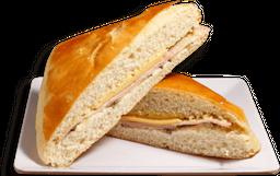 Sándwich Pernil Casero Horneado