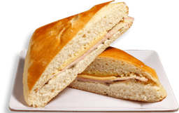 Sándwich Chorizo o Salami (Español)