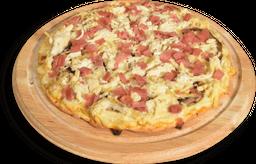 Pizza Champi-Pollo (personal)