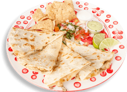 Quesadilla de Res y Chipotle