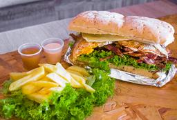 🥪 Sándwich Ropa Vieja