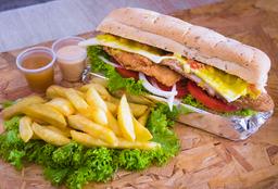 🥪 Sándwich Apanadito
