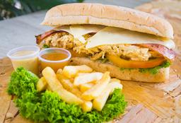 🥪 Sándwich Chicken