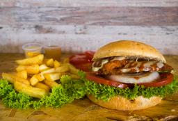 🍔 Hamburguesa Chicken
