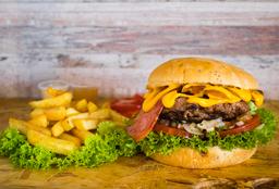🍔 Hamburguesa Juicy