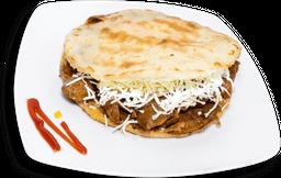 3X2 Arepa Ocañera Chorizo-Queso