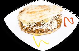 Arepa Ocañera Carne-Queso