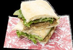 Sándwich Desmechado de Res