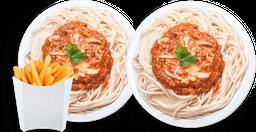 Combo Spaguettis Marvilla