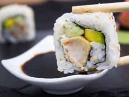 Sour Shrimp Roll
