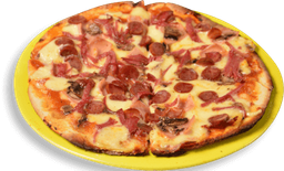 Pizza de la Casa Grande