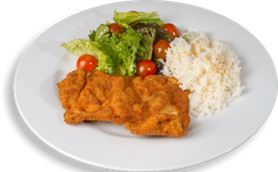 Milanesa de pollo + Coca Cola 300 ml